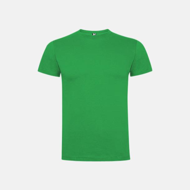 Irish Green Premium t-shirts med reklamtryck