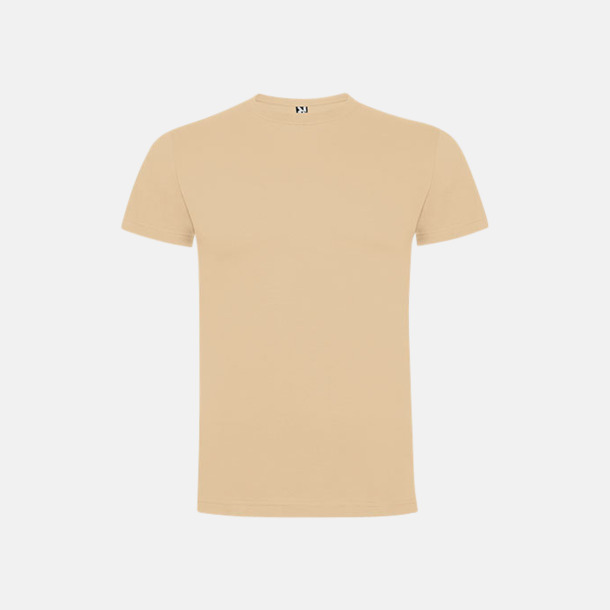 Natur Premium t-shirts med reklamtryck