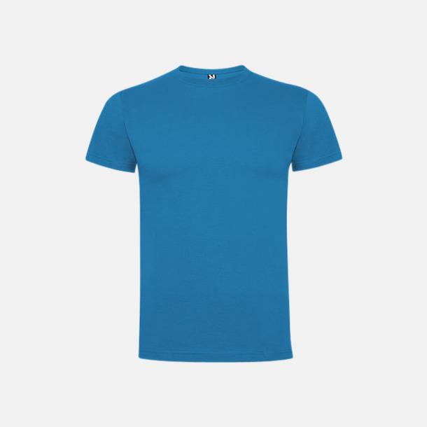 Ocean Blue Premium t-shirts med reklamtryck