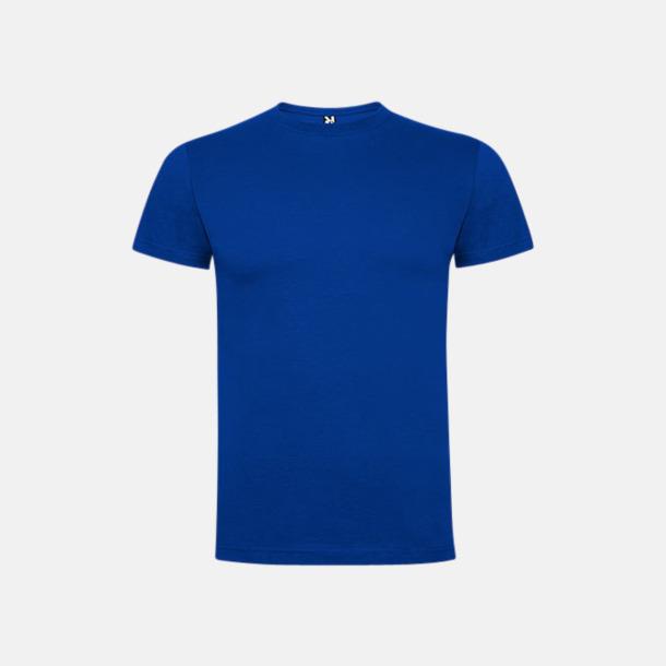 Royal Blue Premium t-shirts med reklamtryck