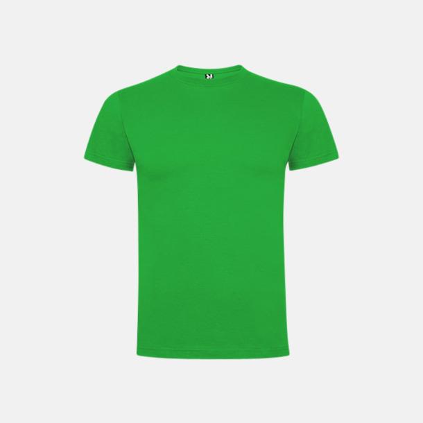 Tropical Green Premium t-shirts med reklamtryck