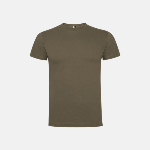 Walnut Premium t-shirts med reklamtryck