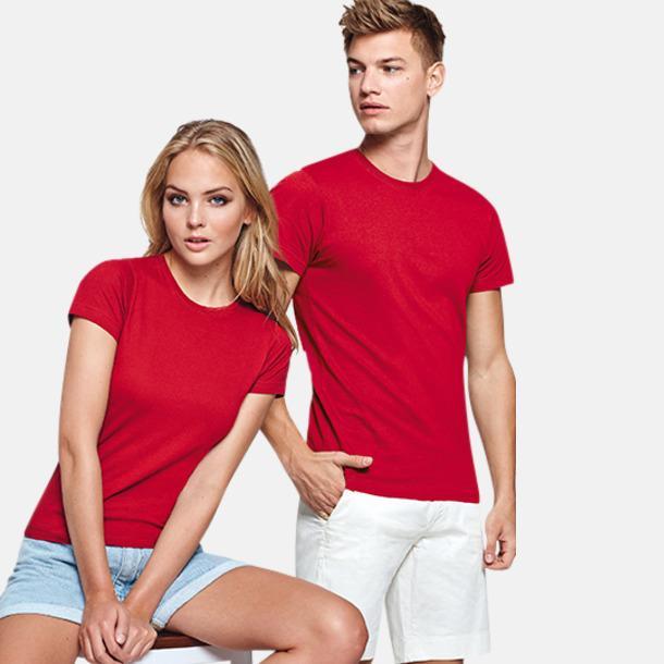 Premium t-shirts med reklamtryck