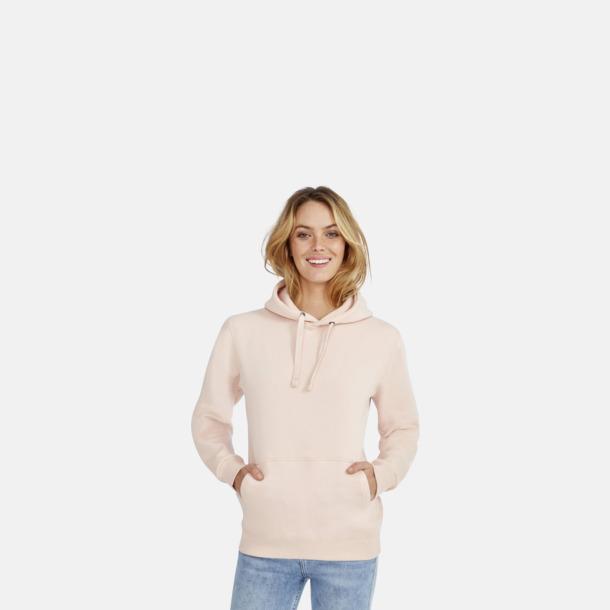 Mjuka huvtröjor med reklamtryck