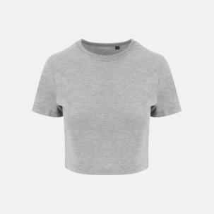 Korta dam t-shirts med reklamtryck