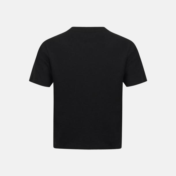 Billiga, korta t-shirts med reklamtryck