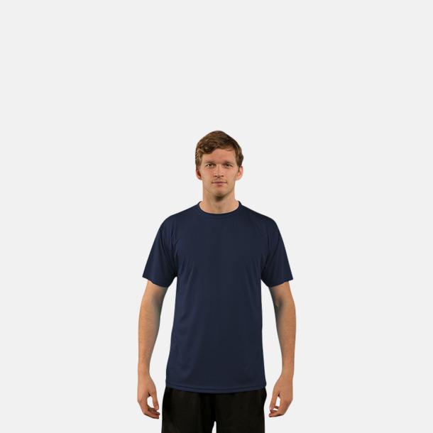 Fina sport t-shirts med reklamtryck