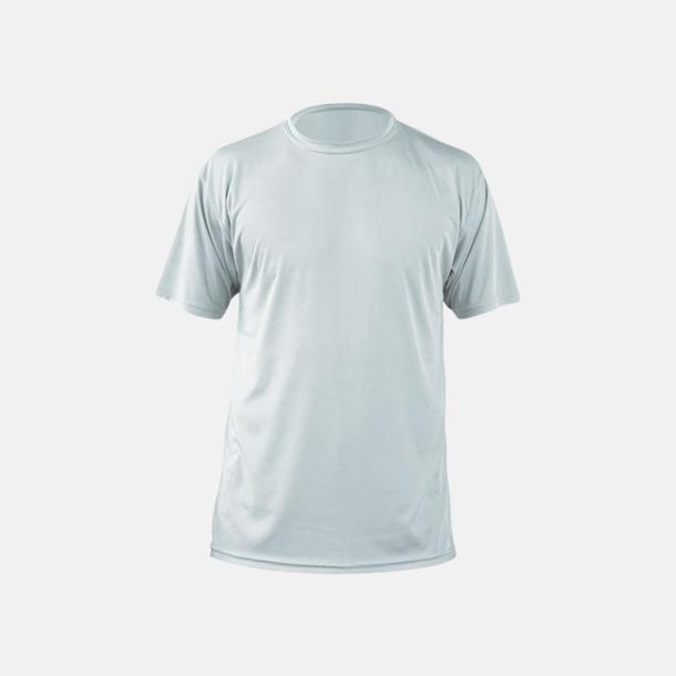 Arctic Blue (herr) Fina sport t-shirts med reklamtryck