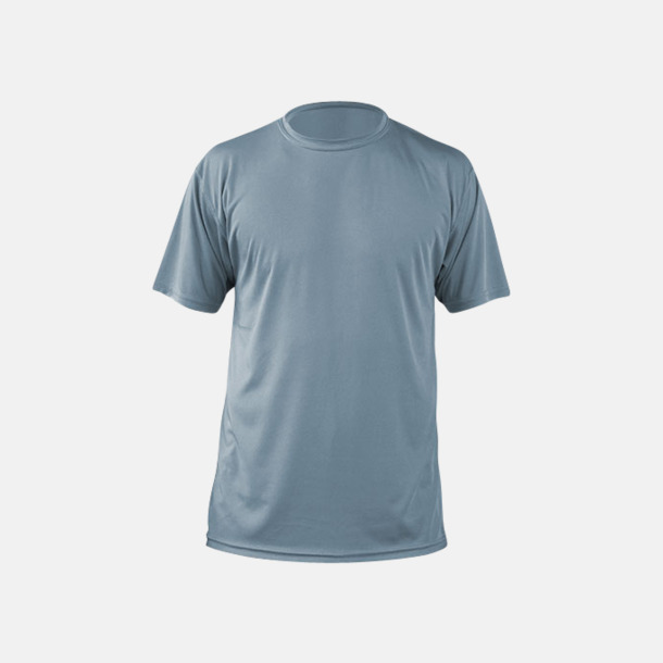 Hydro (herr) Fina sport t-shirts med reklamtryck