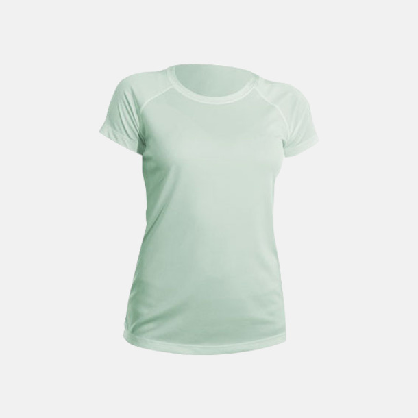 Seagrass (dam) Fina sport t-shirts med reklamtryck