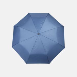 Kompaktparaplyer med kontrstrem - med reklamtryck