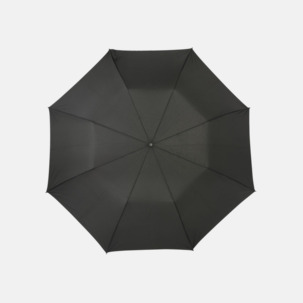 2-sektions auto-paraplyer med reklamtryck