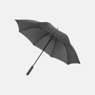 """Stormsäkra 23"""" paraplyer med reklamtryck"""