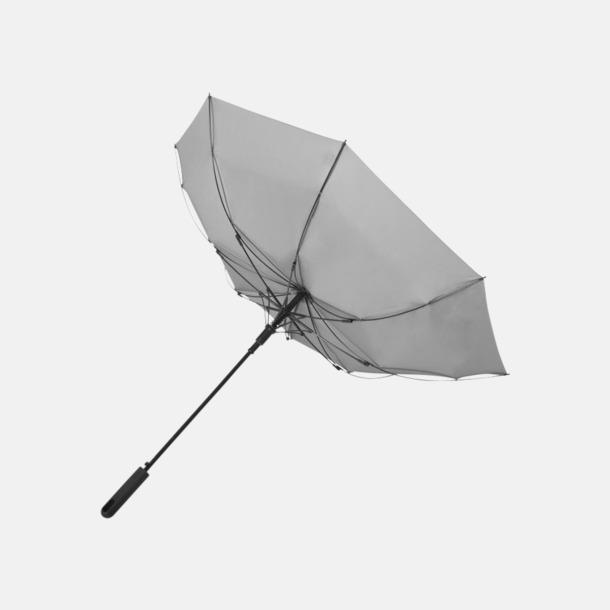"""Stormsäkert Stormsäkra 23"""" paraplyer med reklamtryck"""