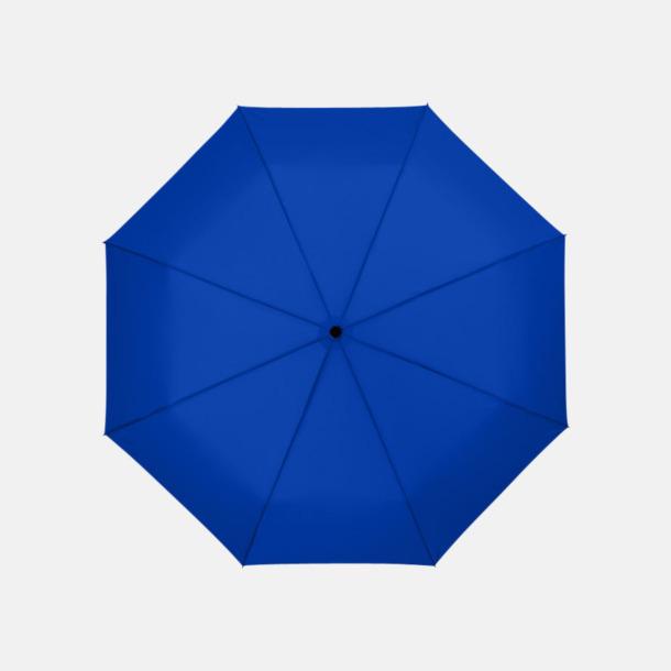 Royal 3-sektionsparaplyer med reklamtryck