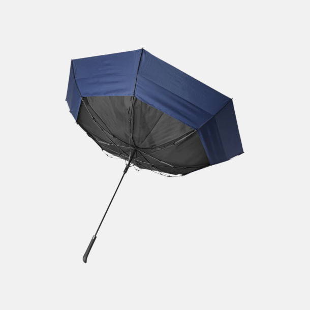 Stormsäkert Utvidgningsbara paraplyer med reklamtryck
