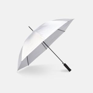 Extra synliga paraplyer med reklamtryck