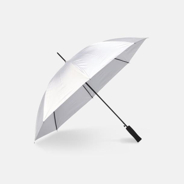 Relfexsilver Extra synliga paraplyer med reklamtryck