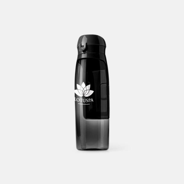 Vattenflaskor med förvaringsfack - med reklamtryck