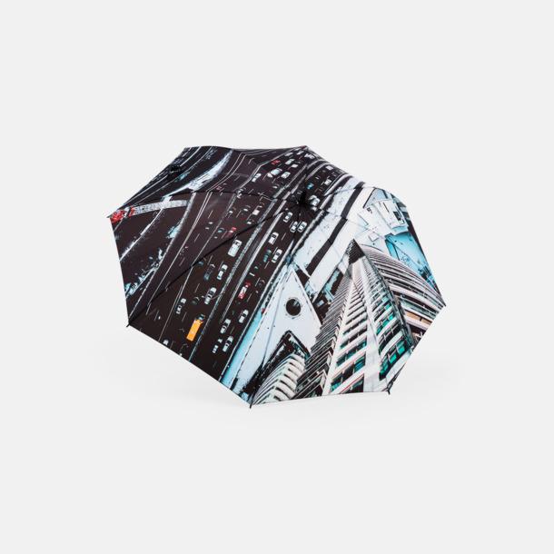 Golfparaplyer med eget digitaltryck