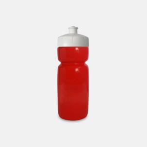 Populära vattenflaskor i bioplast med reklamtryck