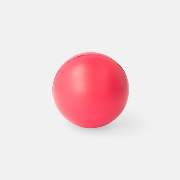 Magenta Trycka stressbollar - Stressbollar med tryck