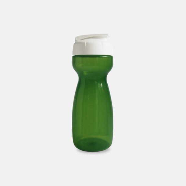 Grön 55 cl vattenflaskor med reklamtryck