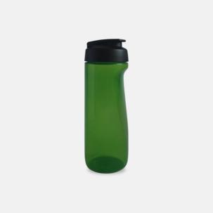 Stora vattenflaskor med reklamtryck