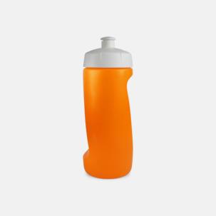 Mjukare sportflaskor på 60 cl med reklamtryck
