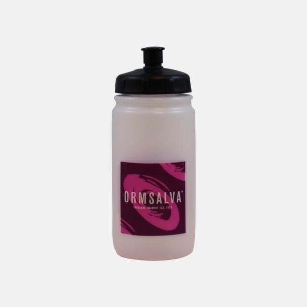 50 cl vattenflaskor med reklamtryck