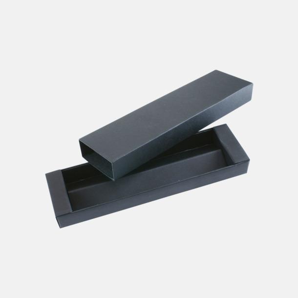 Dubbel pennask papp (se tillval) Metallpenna med vacker form