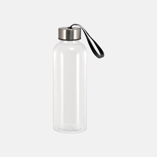 Svart Tritanflaskor med färgaccent med reklamtryck