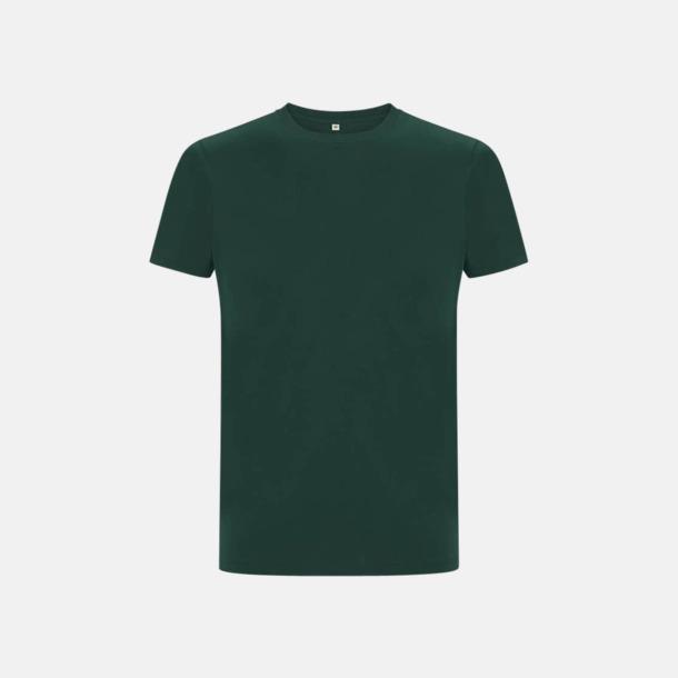 Bottle Unisex eko t-shirts med reklamtryck