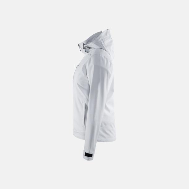 Softshell jackor från Craft med eget reklamtryck