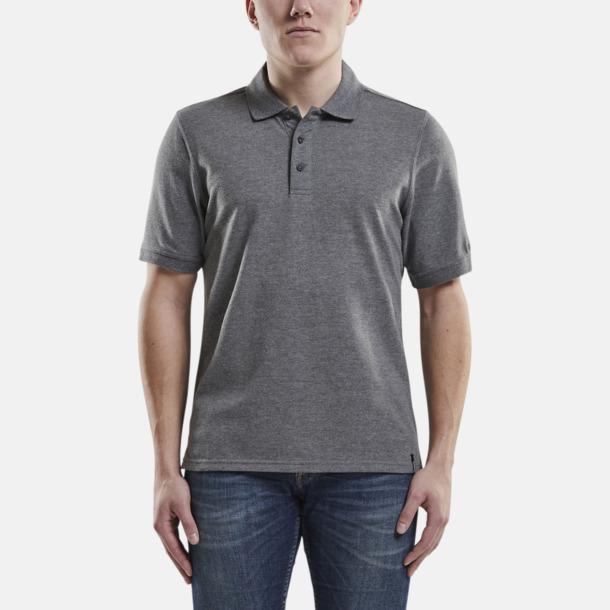 Craft pikétröjor med eget reklamtryck