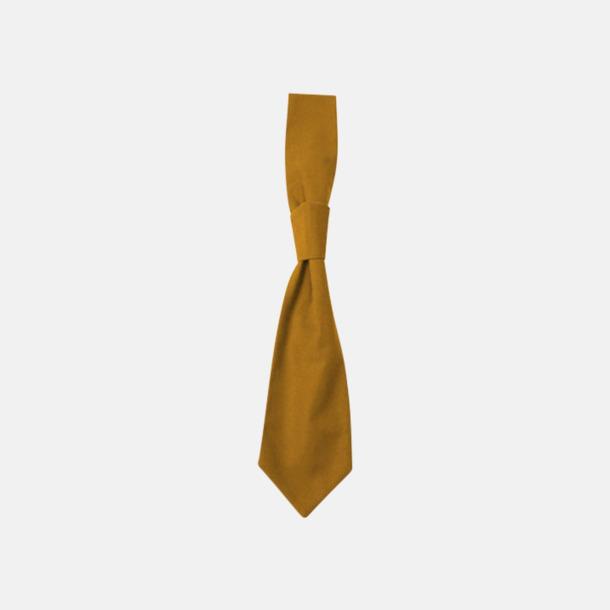 Caramel (slips) Ready-to-wear slipsar och kravatter med eget tryck