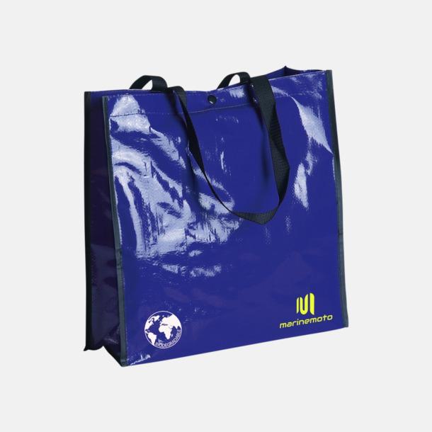 Med reklamtryck Biologiskt nedbrytbara shoppingbagar med reklamtryck