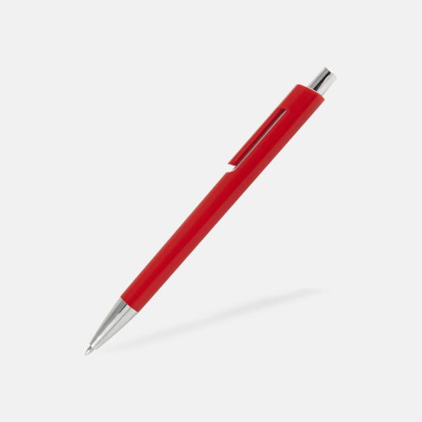 Röd Bläckpennor i unik design med reklamtryck