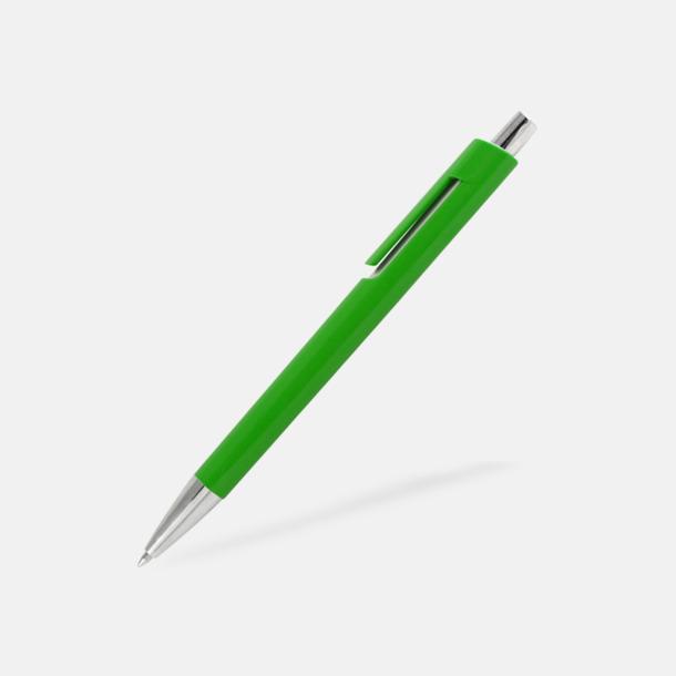 Grön Bläckpennor i unik design med reklamtryck