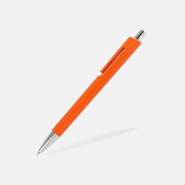 Orange Bläckpennor i unik design med reklamtryck