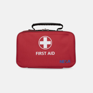 62-delars första hjälpen-väskor