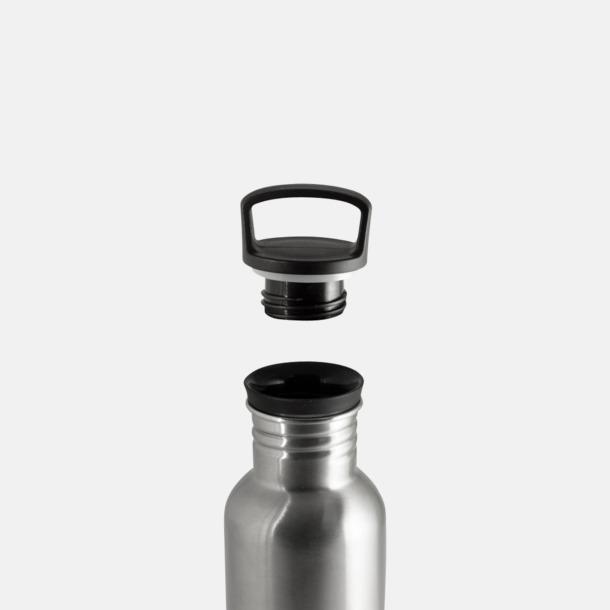 75 cl metallflaskor med reklamtryck