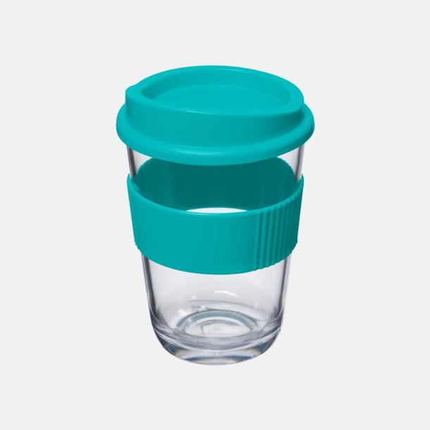 Aqua Transparenta 30 cl muggar med lock & grepp - med reklamtryck