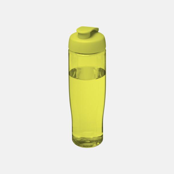 Lime 70 cl flaskor i återvunnet material med reklamtryck