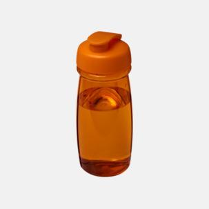 60 cl flaskor i återvunnet material med reklamtryck