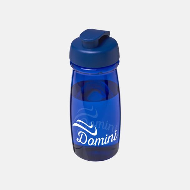 Med reklamtryck 60 cl flaskor i återvunnet material med reklamtryck