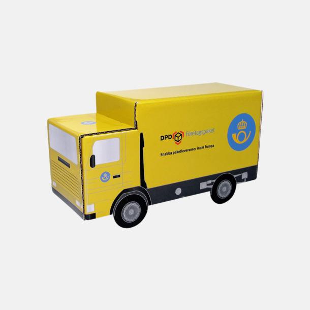 Egen design box (se tillval) Mintkolor med reklamtryck
