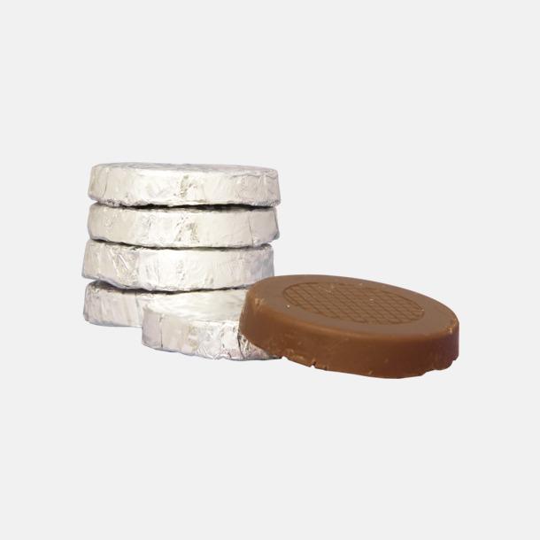 Mjölkchoklad Whitakers Chocolate Mint Crisp från Elizabeth Shaw - med reklamtryck