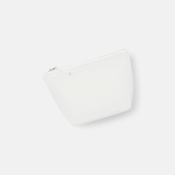Off-White Bomullsfodral i 3 storlekar med reklamtryck