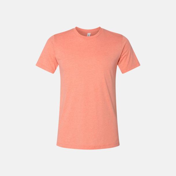 Heather Sunset T-shirts för herr och dam - med reklamtryck